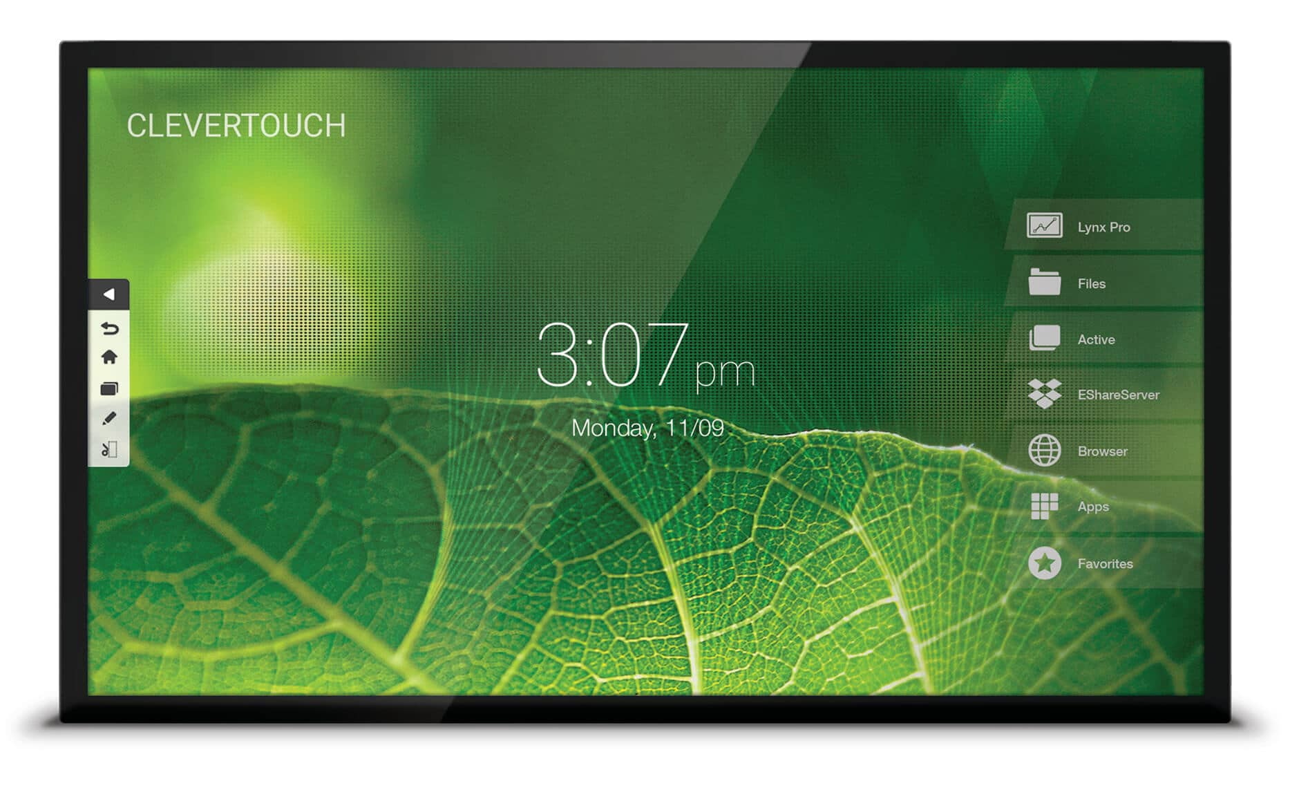 Clevertouch Pro Capacitive Touch