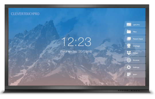 Clevertouch Pro